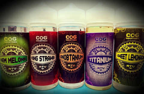 Cog industries 60ml