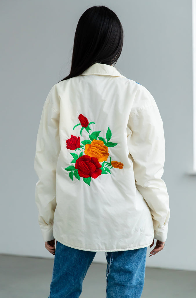 1970 Rita's Windbreaker Jacket