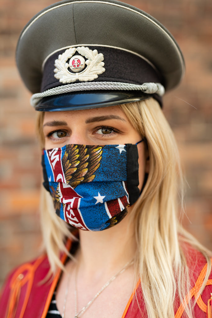 Face Mask - Harley-Davidson (FREEDOM)