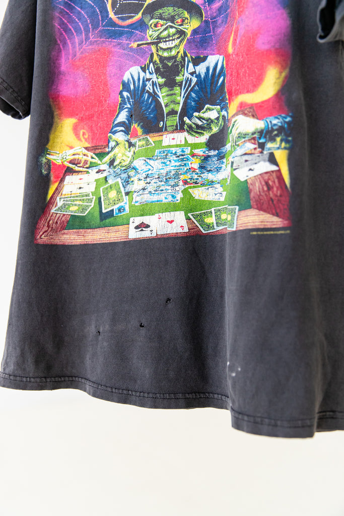 RARE! 1998 IRON MAIDEN IX VIRTUAL T-SHIRT