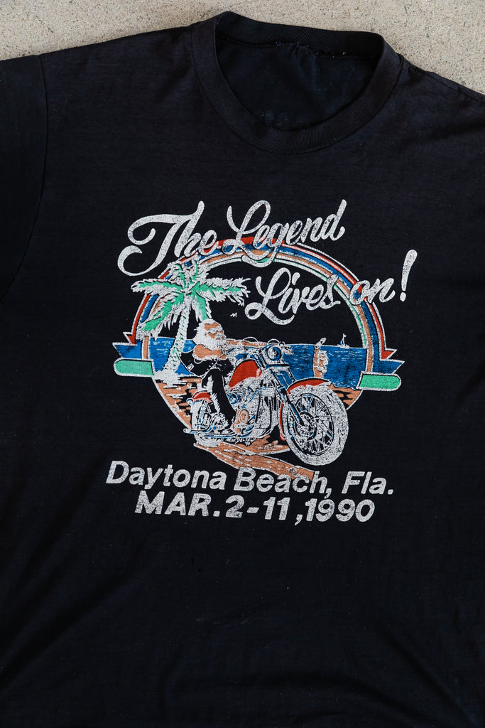 1990 Daytona Motorcycle Classic 49th annual t-shirt