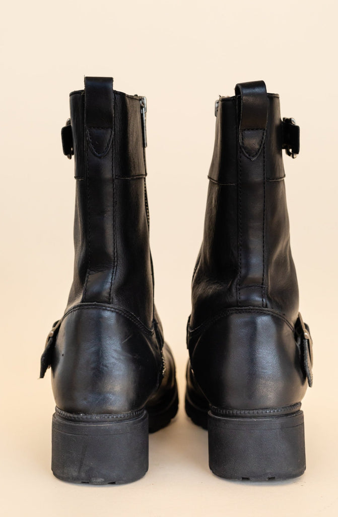 1990's Harley-Davidson Engineer Boots (size women 10)