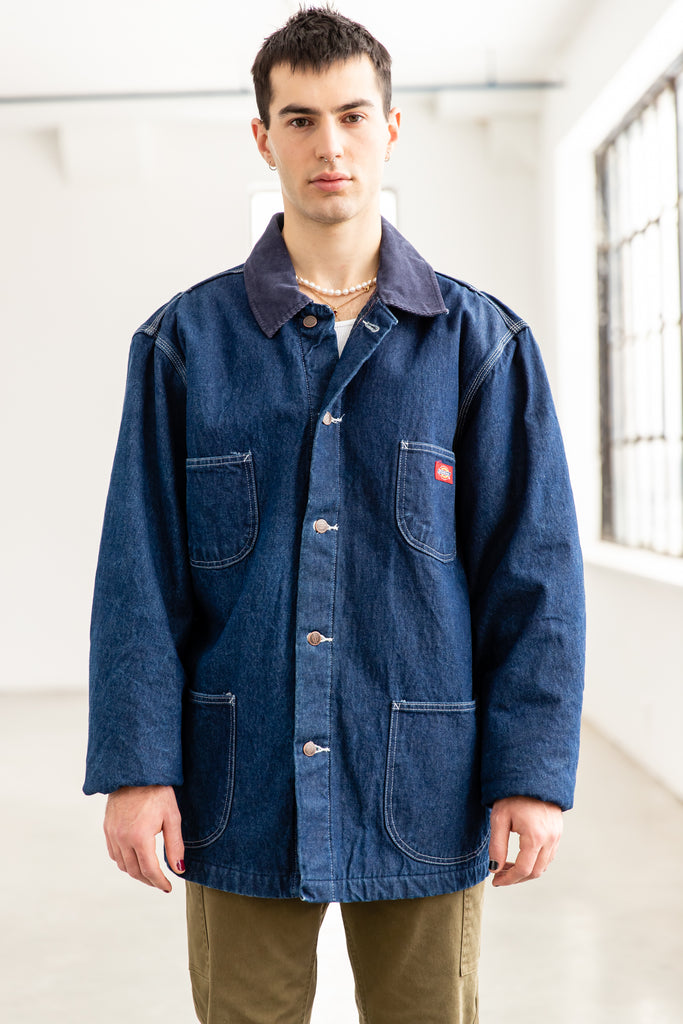 1990's DICKIES Barn Denim Jacket