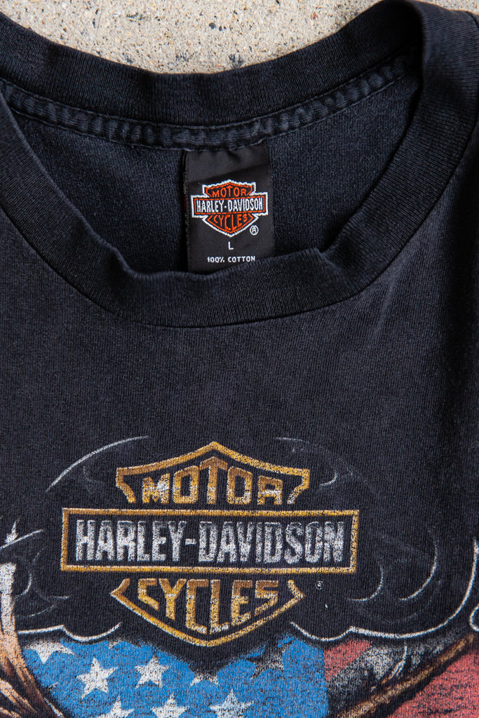 1998 HARLEY-DAVIDSON ''ANY REASON ANY TIME'' SLEEVELESS SHIRT