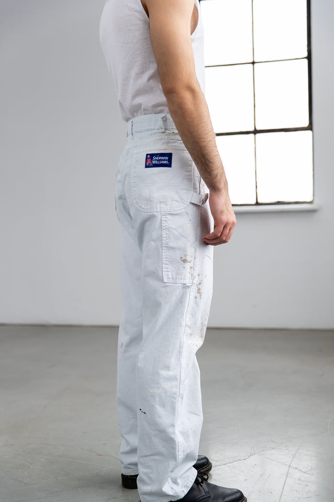 1990's Dickies Paint Stained Carpenter Pants