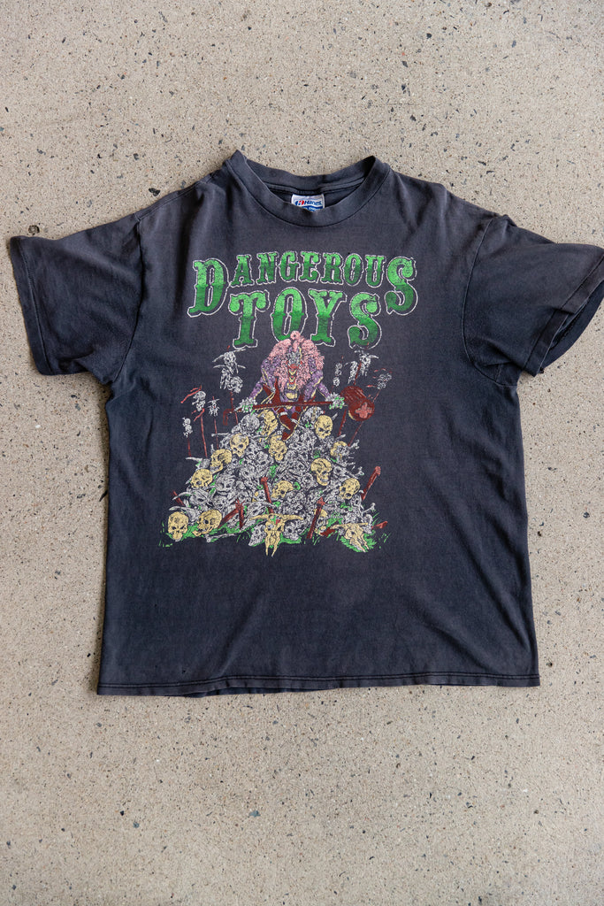 1984 DANGEROUS TOYS TOUR T-SHIRT