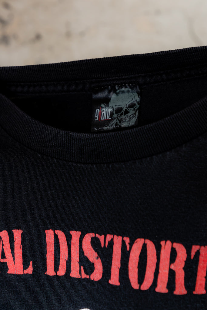 90's Vintage, Social Distortion, Skeleton, T-shirt