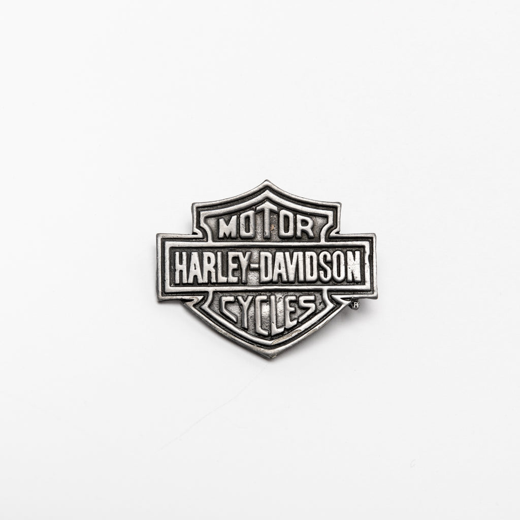 80's ,Vintage, Harley-Davidson, Official Logo, Made in USA, PIN