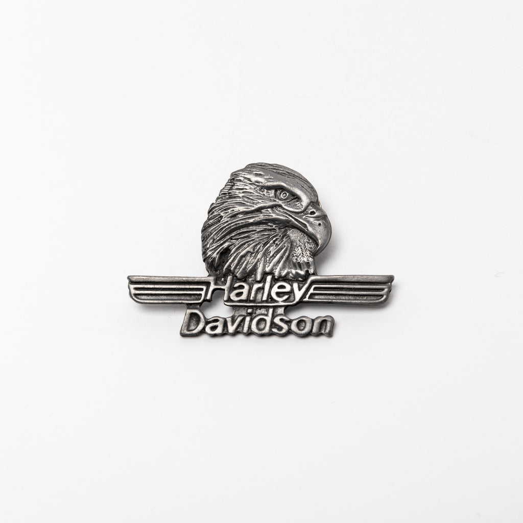 80's ,Vintage, Harley-Davidson, Official Logo, Eagle, Made in USA, PIN