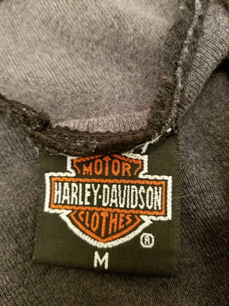 90's, Vintage HARLEY-DAVIDSON, perfectly worn & Stained, Tank Top