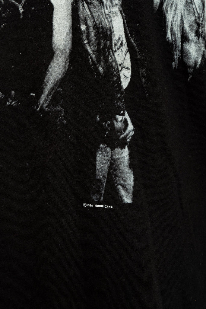 90's, Vintage : HURRICANE, ''Slave To The Thrill'', T-shirt