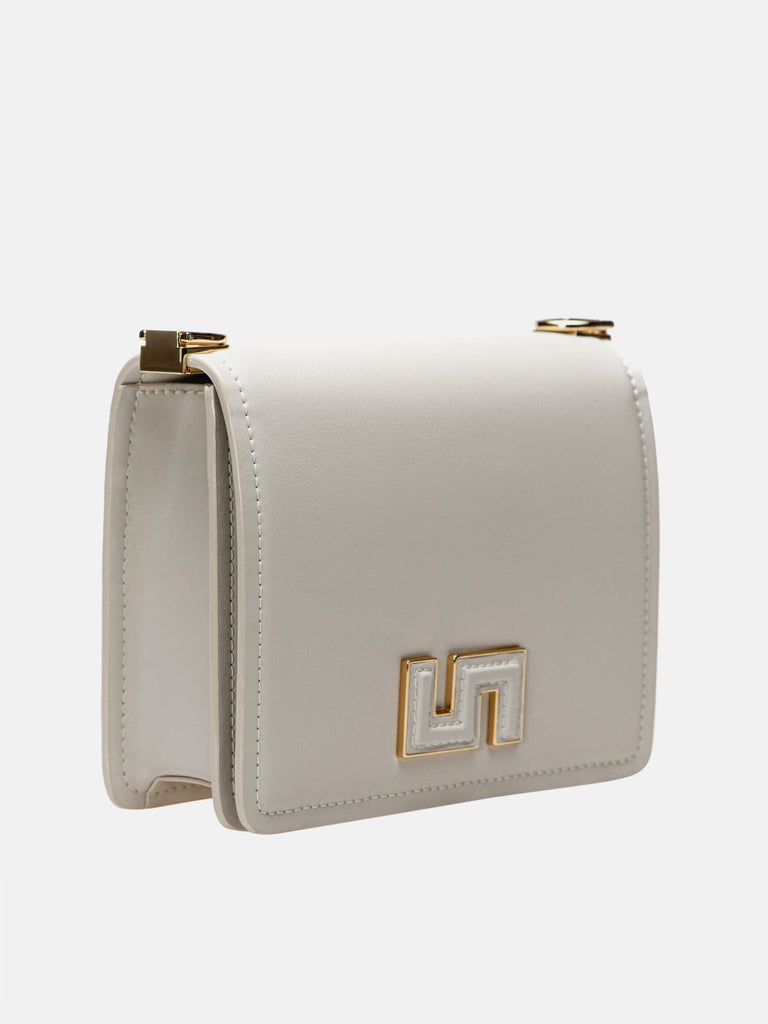Square S Square Bag - Beige