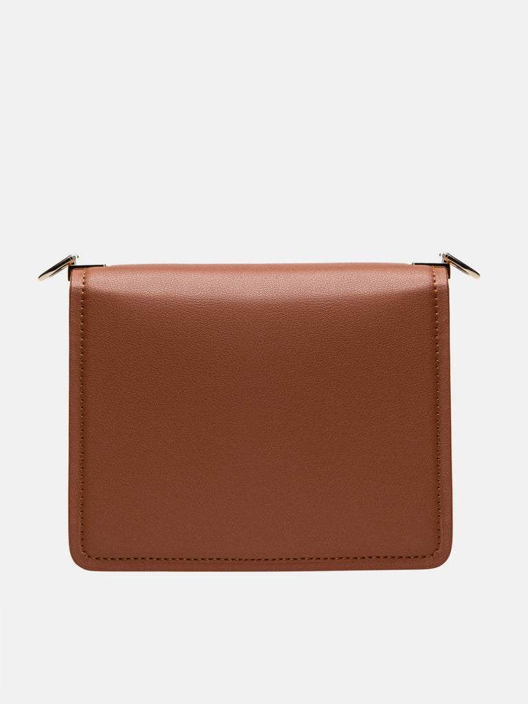 Square S Square Bag - Brown