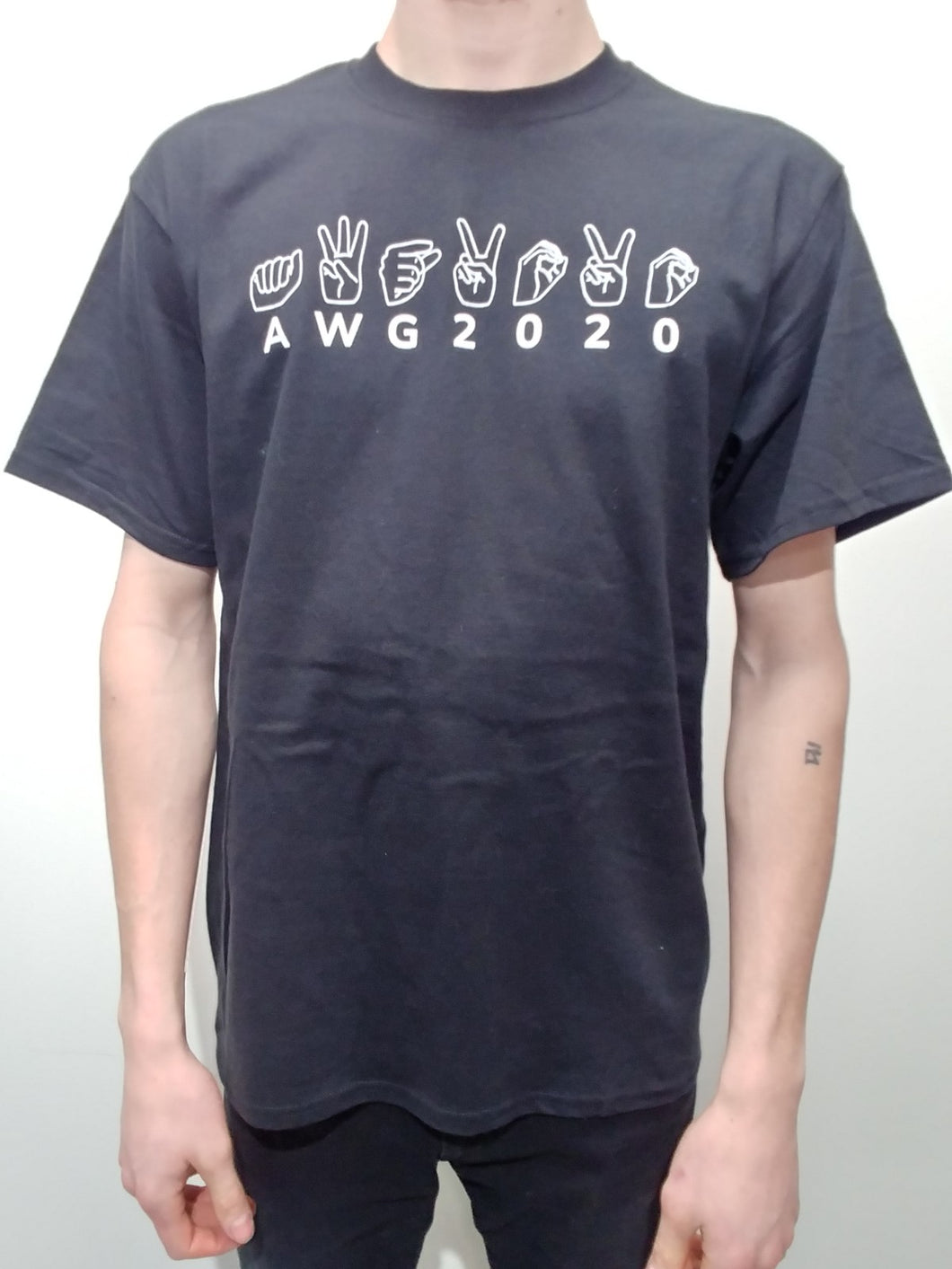 AWG Men's Sign Language T