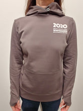 Load image into Gallery viewer, AWG Women's Beginning Button hoody