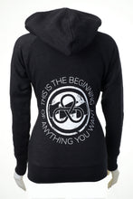 Load image into Gallery viewer, AWG Women's The Beginning Pull Over Hoody