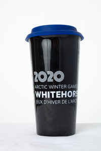 AWG Logo Tumbler with Lid