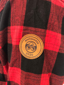 AWG Men's Canadiana Plaid Shirt