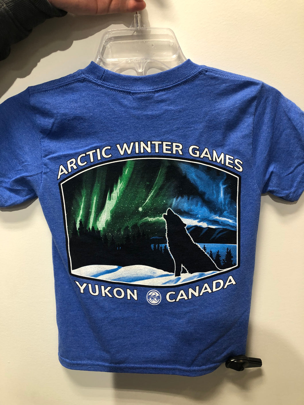 AWG Youth Northern Lights T-shirt