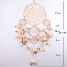 Load image into Gallery viewer, Indian Style Wall Hanging Dream Catcher Handmade