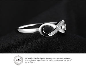 Infinity Anniversary Sterling Silver 925