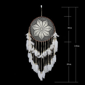 Indian Style Wall Hanging Dream Catcher Handmade