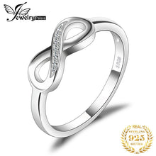 Load image into Gallery viewer, Infinity Anniversary Sterling Silver 925