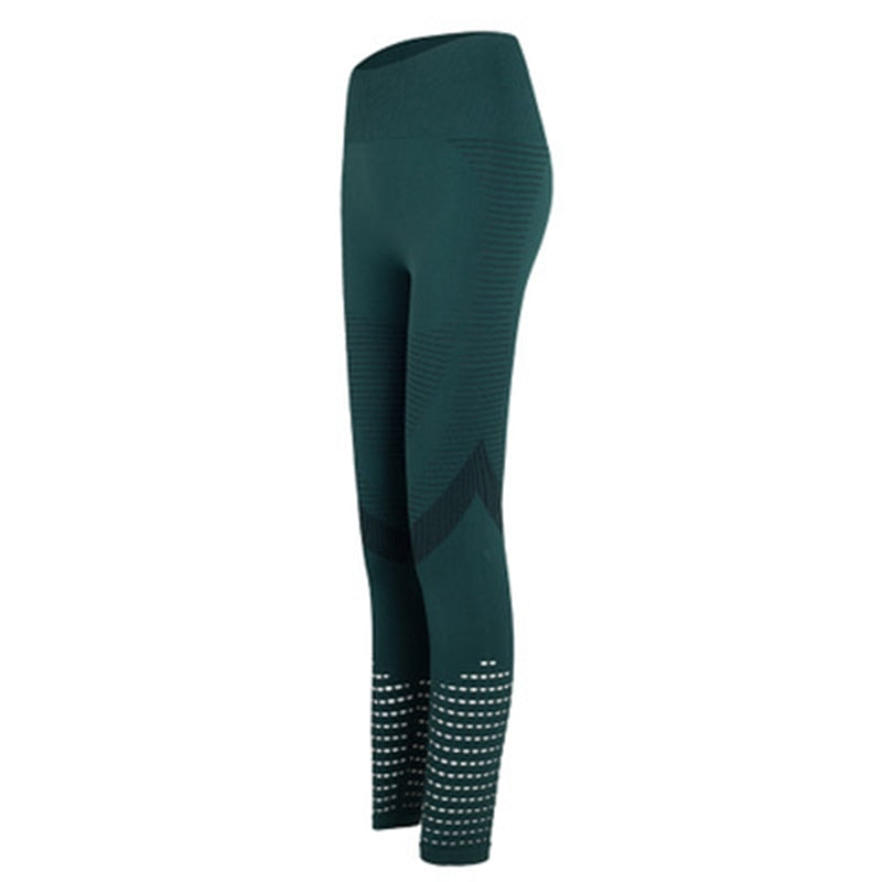 2020 Winter Women Seamless Workout Leggings