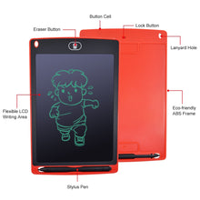 CHIPAL 8.5 inch LCD Writing Tablet Digital Graphic Drawing Tablets eWriter Electronic Handwriting Board + Pen / Battery for Kids on AliExpress