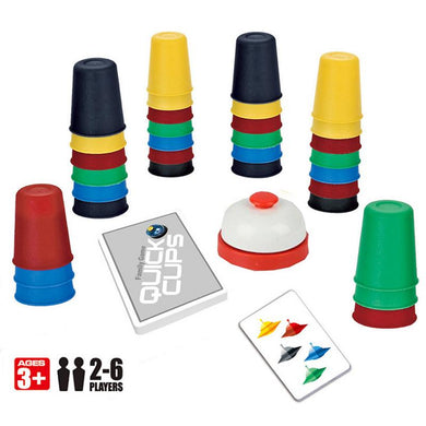 ISpeed Cups Interactive Puzzle Classic Card Games Outdoor Indoor