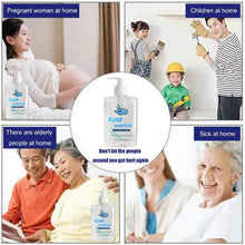 300ML Disposable Hand Sanitizer Bottle For Household Hand Sanitizer Large Volume Bottle Disinfection