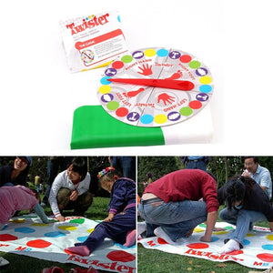 Hot! Funny Twist Game Board Game for Family Friend Party Fun Game For Kids