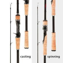 Obei HURRICANE Baitcasting fishing rod travel ultra light