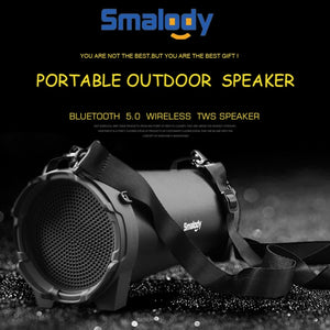 Portable Speaker Column Bluetooth Soundbar Subwoofer Loudspeaker FM Radio System Music sound box BoomBox caixa de som