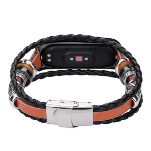 Cool Retro Leather Smart Watch/Device Wristband