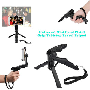 Universal Mini Hand Grip Tabletop Travel Tripod Stabilizer Stand Holder Air Vent Mount Holder Stand For Samsung Holder on AliExpress
