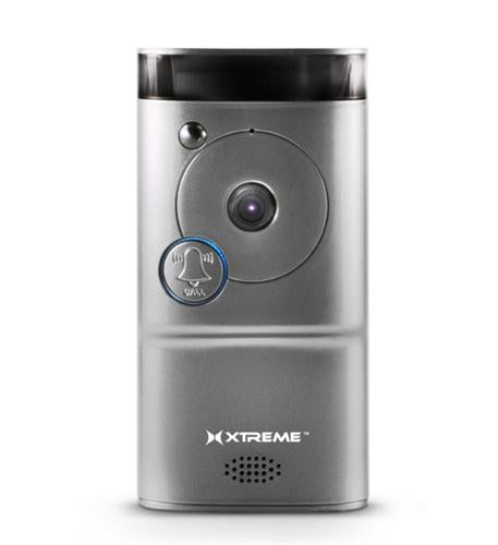 WiFi Video Door Bell SILVER Xtreme