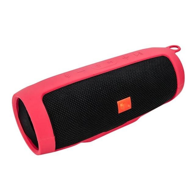 Hiperdeal 2018 For JBL charge3 Bluetooth Speaker Portable Mountaineering Silicone Case