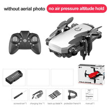 Wifi FPV Foldable RC Drone with 4K HD Camera Follow Altitude Hold RC Helicopter Mini Aircraft