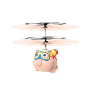 Hand Controlled Altitude Hold Mode Ufo Drone Stranger Things Toys For Children-