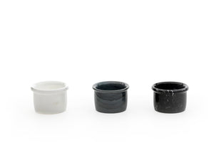 Mobj37_Set of 3 Little Marble Bowls
