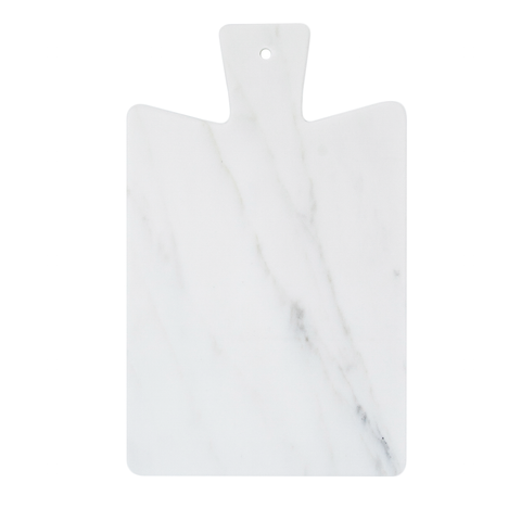 Mobj143_White Marble Chopping Board