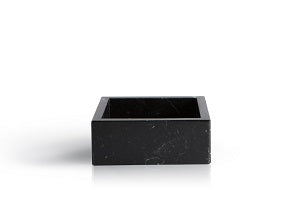 Squared Marble Cotton Box