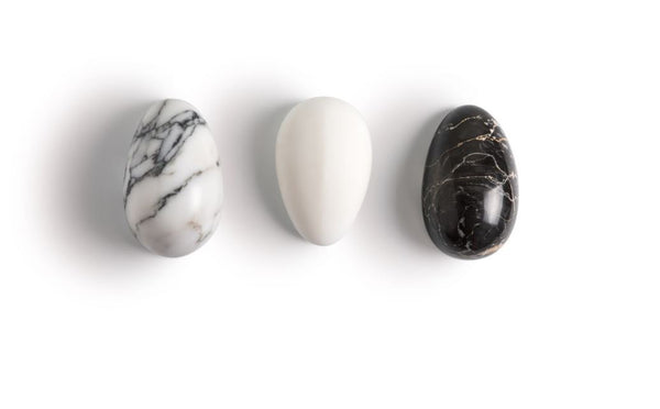 Marble Paperweight with Mouse Shape
