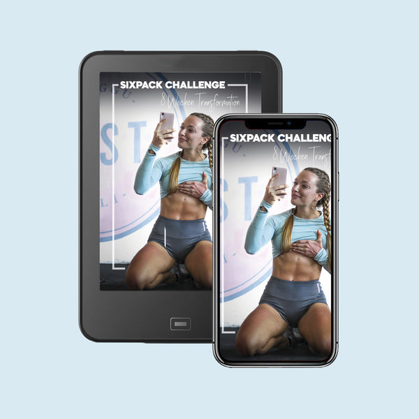 SIXPACK CHALLENGE - TRAININGSGUIDE
