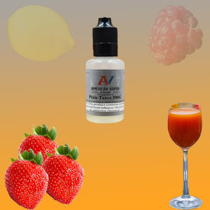 Pixie Tears is a fruity drink e juice woth flavors of lemonade, strawberry & raspberry now sold by busyvaper.com. this e liquid is made by American Vapor Group/Red Star Vapor in bottle sozes of 30ml, 60ml or 120ml. nicotine strength options are 0%, 3%, 6% or 12%.