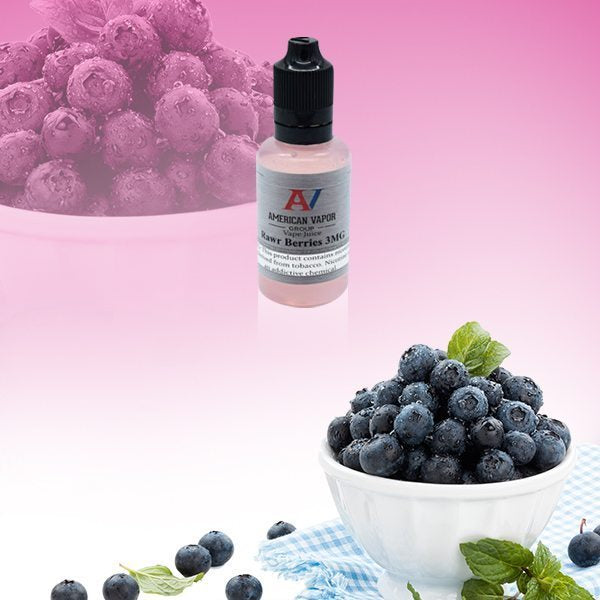Rawr Berries is a fruity drink e juice sold by busyvaper.com. This e liquid has flavors of Monster energy drink, blueberry & raspberry in bottle size options of 30ml, 60ml or 120ml. Nicotine strength options are 0%, 3%, 6% or 12%.