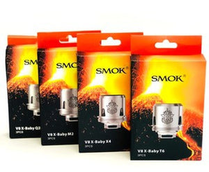 SMOK TFV8 X-Baby Coils - 3 Pack