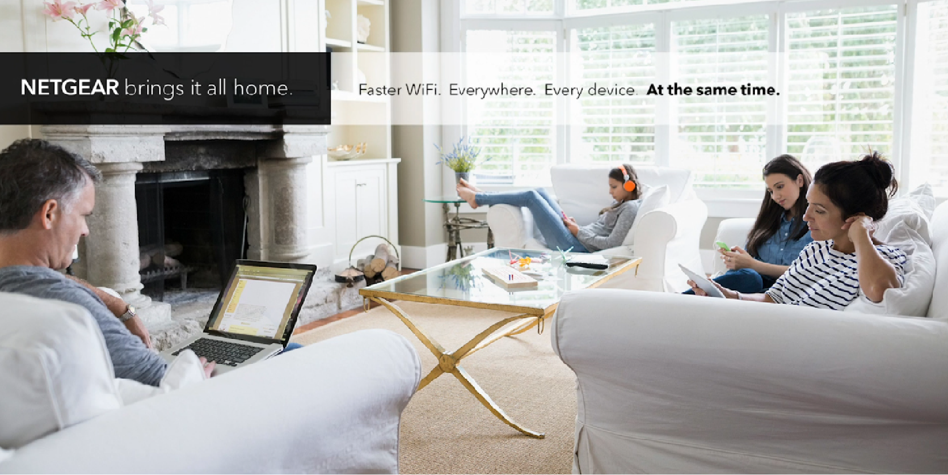 Work from Home (WFH), Home-based learning (HBL) better with Orbi AX