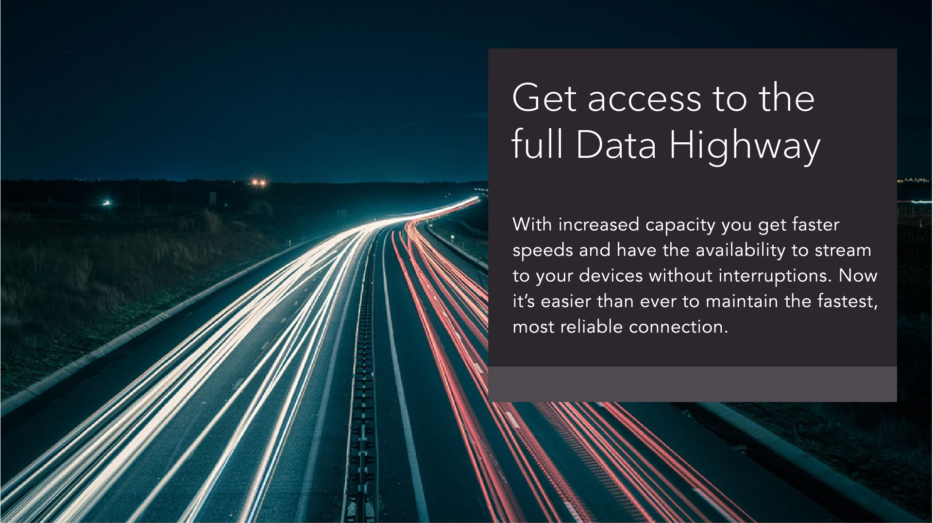 Orbi AX Mesh lets you get access to a wider and faster data-highway for all your connected devices